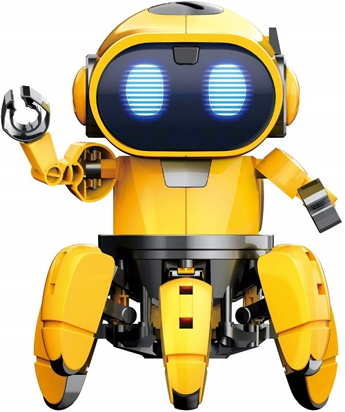 ロボットのおもちゃ・エレキット・フォロ