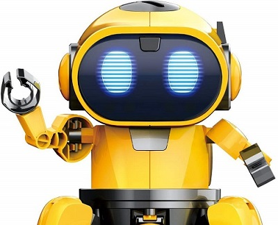 ロボットのおもちゃエレキットのフォロ