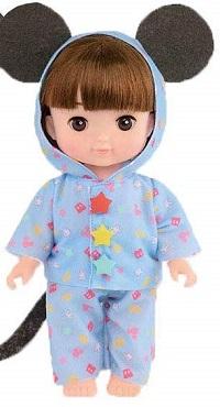 れみんそらんの服・ミッキーのパジャマ