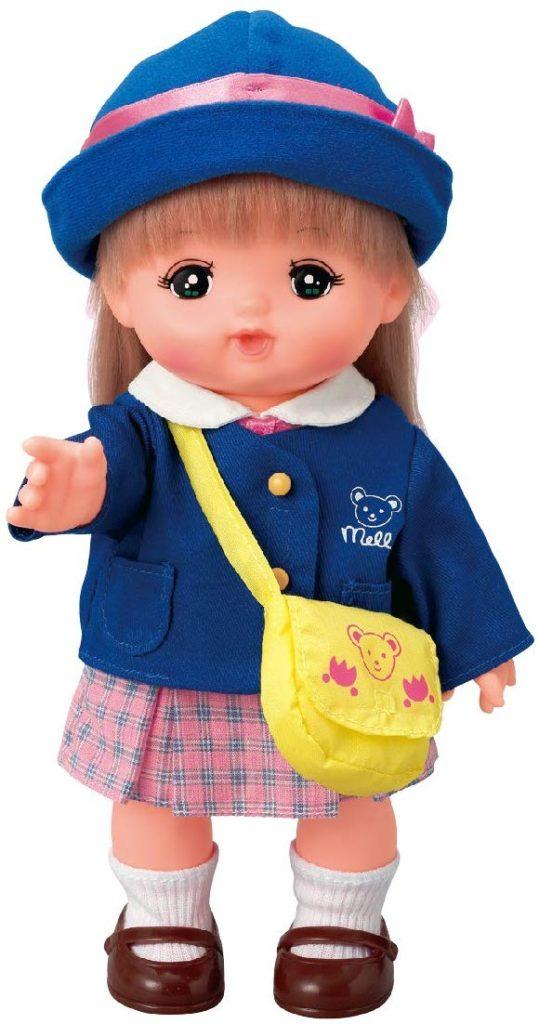 メルちゃんの服・紺色の幼稚園服
