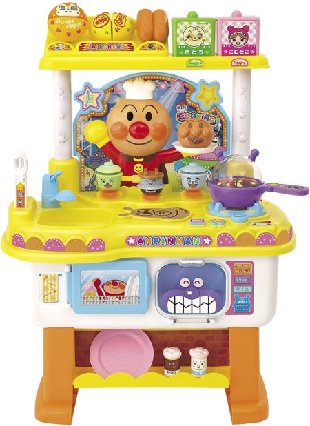 アンパンマンのキッチン台