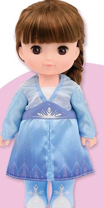 アナと雪の女王2のエルサのドレス