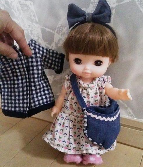 レミんちゃんのハンドメイド服・カバンにコートにカチューシャにワンピース