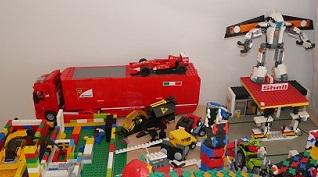 男の子のレゴ