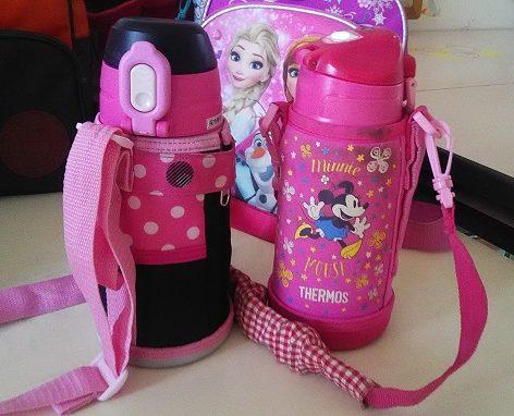 5月の遠足で年長の6歳児が持って行く水筒のサイズ