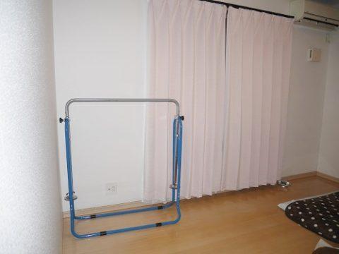 室内用鉄棒のサイズ