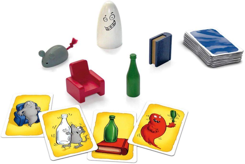 カードゲームおばけキャッチのアイテムグッズ
