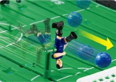 サッカー盤ロックオンストライカーDX オーバーヘッドスペシャル サッカー日本代表ver.