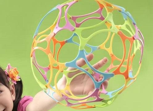 コクヨのワミー(wammy)で作ったボール
