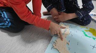 くもんの日本地図パズルの口コミや感想
