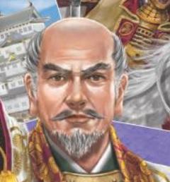 西東社の超ビジュアル人物伝の徳川家康の顔