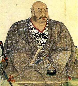 武田信玄肖像