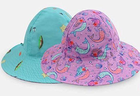 1才児におすすめの夏用日焼け止め帽子