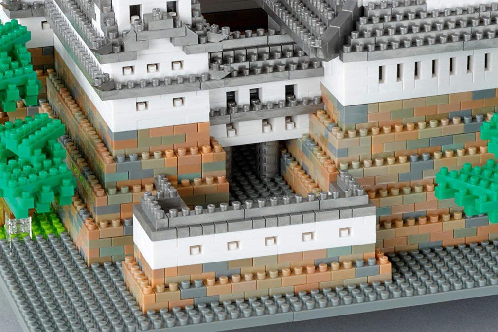 ナノブロックの姫路城