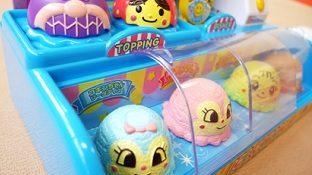 アンパンマンのアイスクリーム屋さんのおもちゃ「アイスちょうだい!」の口コミや感想