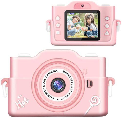 女の子のクリスマスプレゼントにおすすめのキッズカメラ