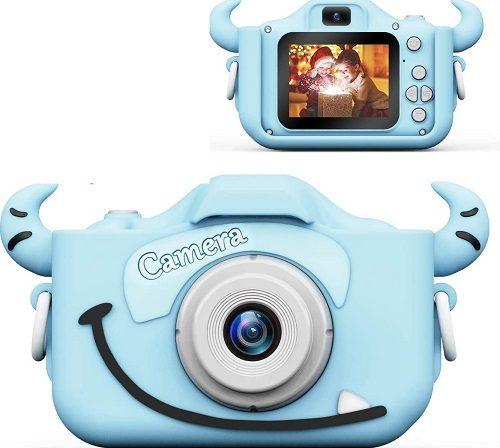 男の子向け子供用のキッズカメラ