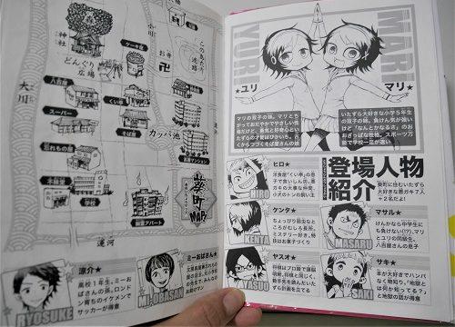 悪ガキ7の登場人物紹介ページ