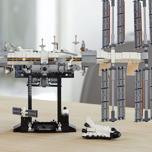 レゴの国際宇宙ステーション