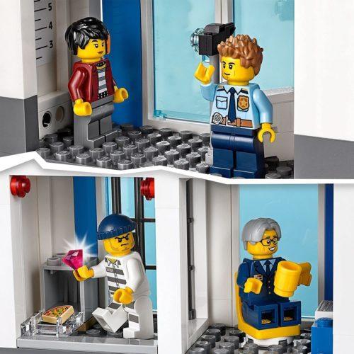 レゴシティシリーズのフィグ