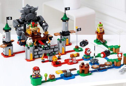 マリオのレゴシリーズ